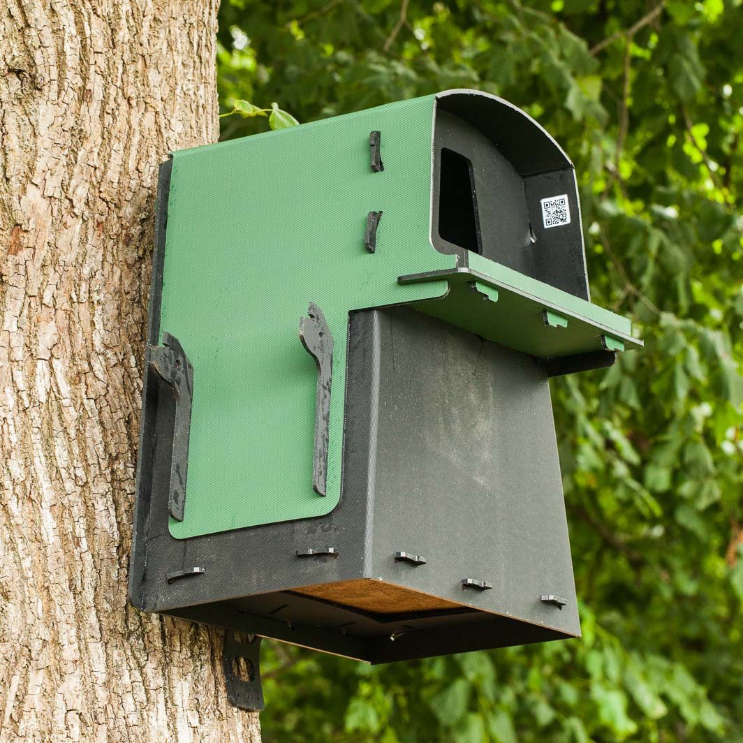 Eco Barn Owl Nest Box Elite Ecology Uk Ecological