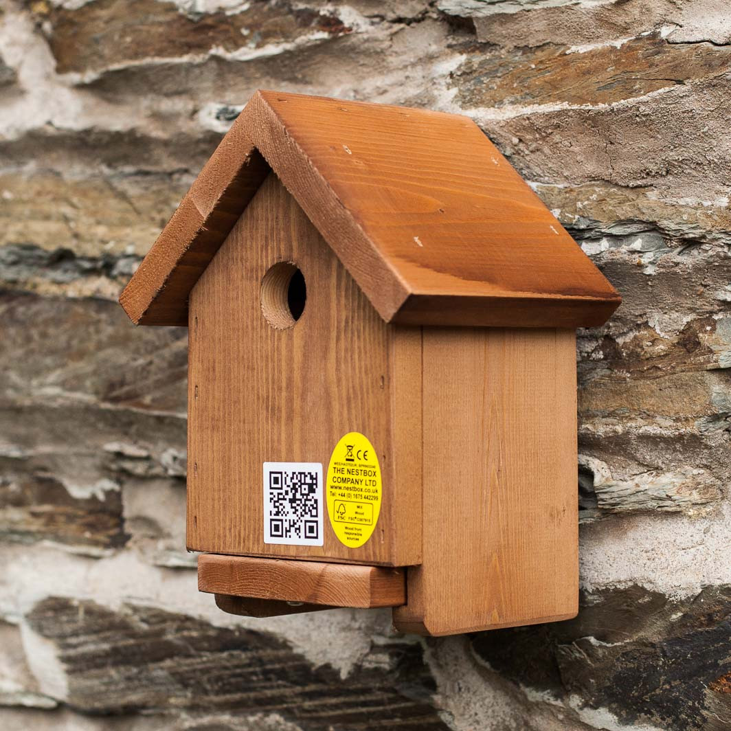 Apex Bird Box Elite Ecology Uk Ecological Consultants